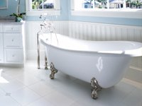 Cleaning Service Arlington TX - Maids, House Cleaning - The Pampered House - bathtub