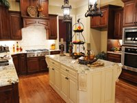 Residential Maid Service in Arlington, Texas | The Pampered House - kitchen